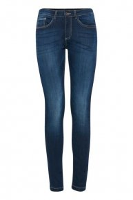 b.young Lola Jeans dark denim