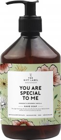 The Gift Label Handsoap You Are Special To Me