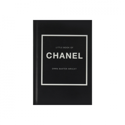 Coffee Table Book Little Book of Chanel