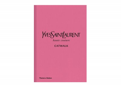 Coffee Table Book Yves Saint Laurent Catwalk